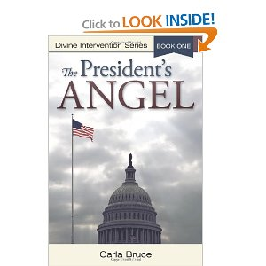 The President's Angel, by Carla Bruce