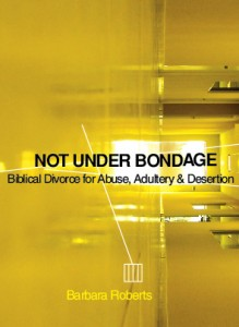 Not Under Bondage front cover