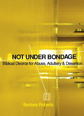 Not Under Bondage front cover