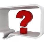 question mark inside speaking baloon