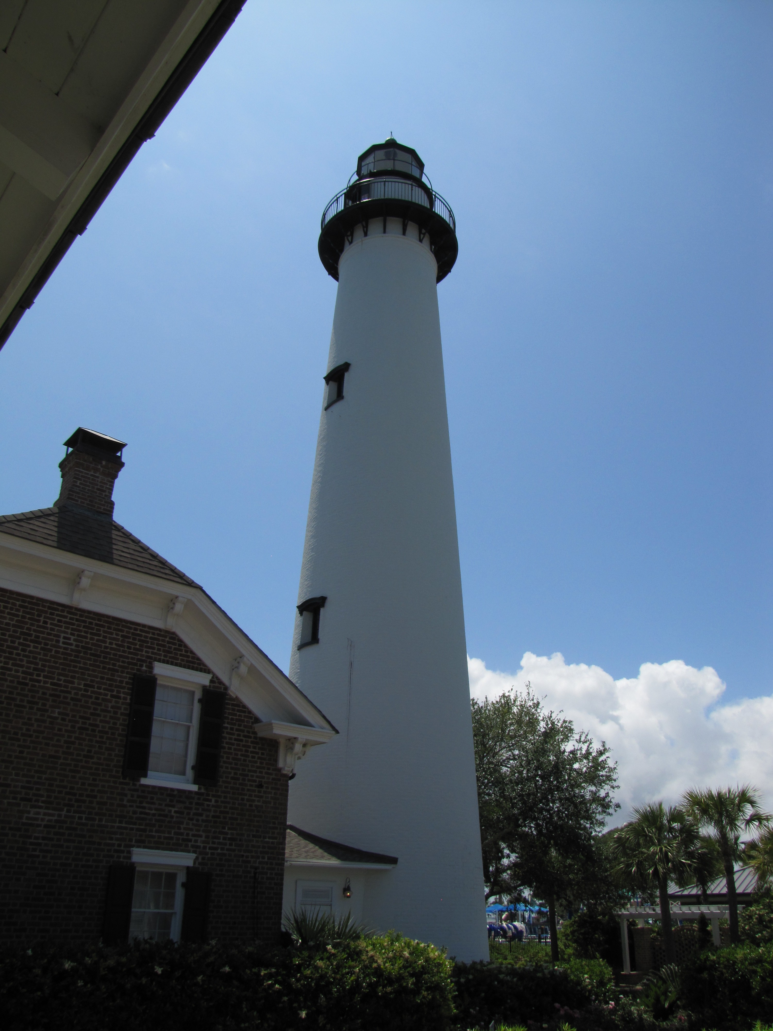 photograph of lighthouse