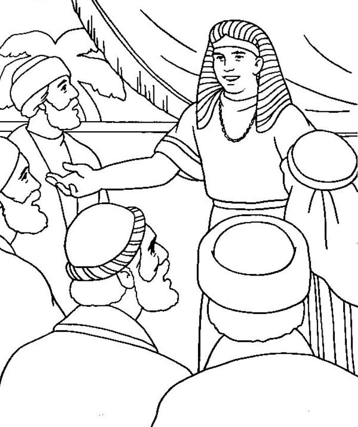 vayeitzei coloring pages - photo#15