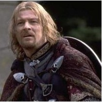 picture of boromir from lotr