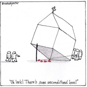 unconditional love